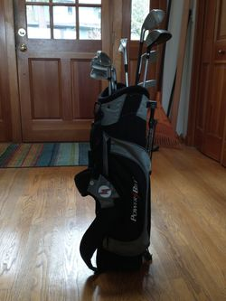 Kids Golf Clubs And Stand Up Bag! for Sale in Mercer Island,  WA