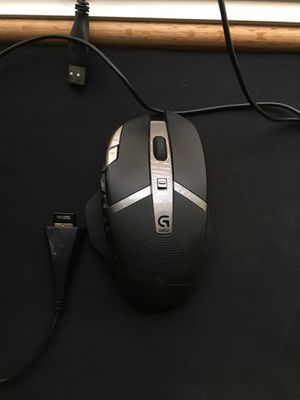 Logitech g602 wireless gaming mouse for Sale in Rochester, MN
