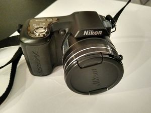 The Nikon Coolpix L100with Carrying Case Like New Condition for Sale in San Diego, CA