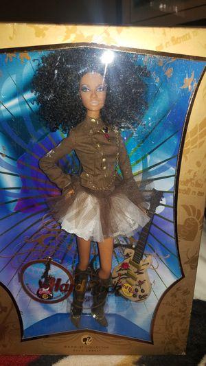 Hard rock cofe barbie collectors for Sale in San Jose, CA