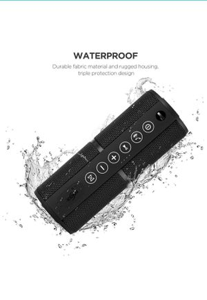 Available in Alexstrade. Com with free shipping Sbode Bluetooth Speakers Portable Waterproof Outdoor Wireless Speaker Enhanced Bass, Sync Together, B for Sale in Apex, NC