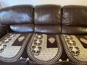 Rocker and recliner couch for Sale in San Jose, CA