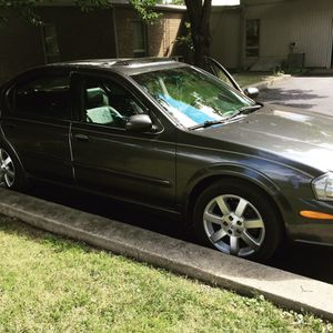 2003 Nissan Maxima LGS for Sale in Newark, OH