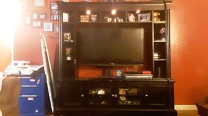 Entertainment center for Sale in Fresno, CA