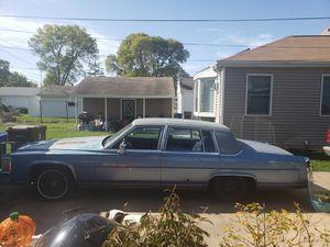 🔥💥 1988 Cadillac Brougham 4 door sedan for Sale in Menasha, WI