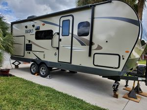 2019 Flagstaff Micro Lite Bumper Pull for Sale in PT CHARLOTTE, FL