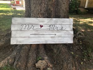 Wedding sign for Sale in San Jose, CA