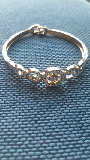 Set of 3 Rose Gold Bangles for Sale in Columbus, OH
