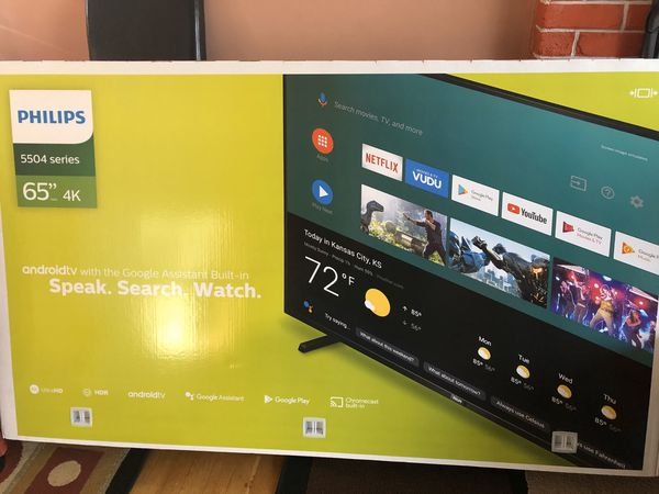 Brand New TV for SALE! In Box