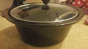 Slow cooker set. Pic only has crockpot for Sale in Arlington, VA