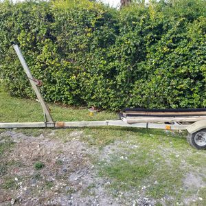 Boat Trailer (Fits 14 Ft 420 Sailboat) for Sale in Miami, FL
