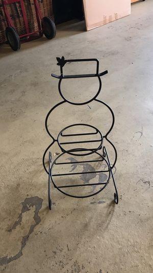 longaberger holiday basket rack for Sale in Alpharetta, GA