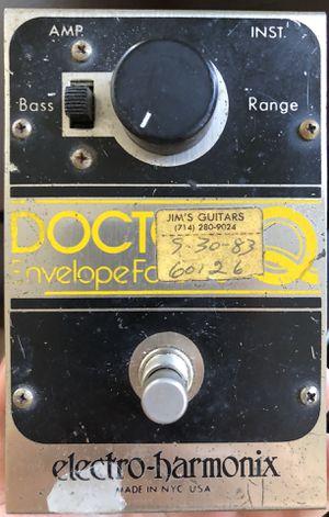 Classic 1976 Electro Harmonix Doctor Q Envelope Follower for Sale in San Francisco, CA