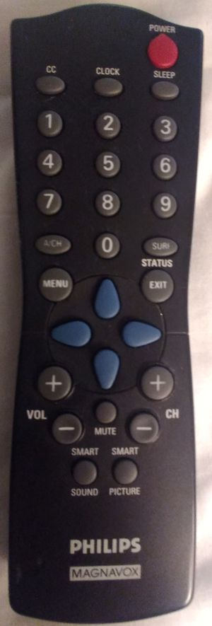 Philips Magnavox Remote RC282901/04! Good Shape! for Sale in Colorado Springs, CO