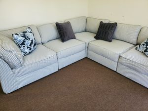 Brand new Handmade couches come with pillows free for Sale in Monroe, NC