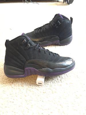 Air jordan 12 grand purple for Sale in Manassas, VA