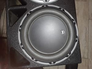 JL audio w6 subwoofers for Sale in Dallas, TX