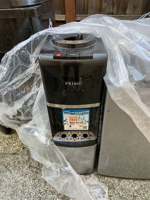 Primo Hot and cold water dispenser for Sale in Fremont, CA