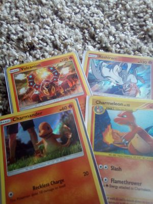 4 rare cards for Sale in Austin, TX