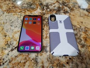 iPhone X 64gb Clean imei for Sale in Rockville, MD