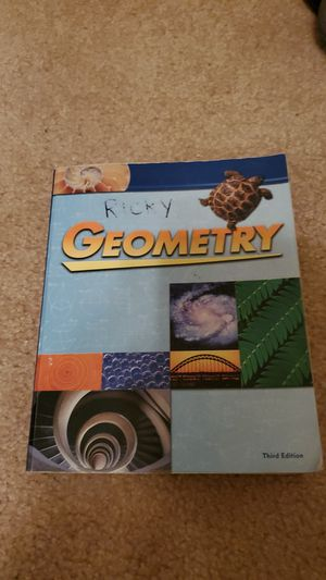 Geometry for Sale in Lincoln, CA
