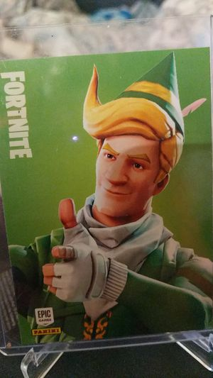 Fortnite epic rare outfit codename elf #i65 for Sale in New Albany, IN