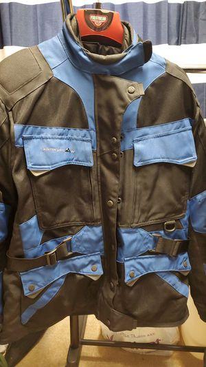 Motorcycle riding gear. FirstGear Kilimanjaro Air blue/black for Sale in Manassas, VA