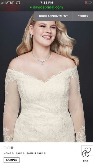 Brand New Wedding Dress for Sale in Fort Worth, TX