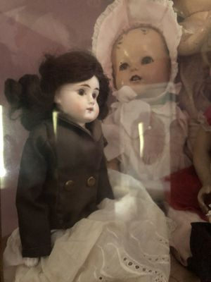 Antique civil war doll for Sale in Brunswick, OH