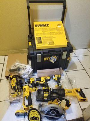 Dewalt Combo kit [ 7 TOOL] 20V TOOL Box NEW for Sale in Norwalk, CA