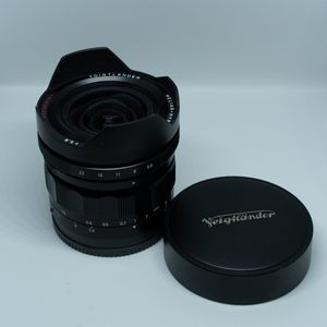 VOIGTLANDER 10mm F5.6 for Sale in Evanston, IL