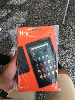 Kindle Fire 7 with Alexa Tablet for Sale in Las Vegas, NV