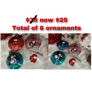Among Us Christmas Ornaments for Sale in Los Angeles, CA