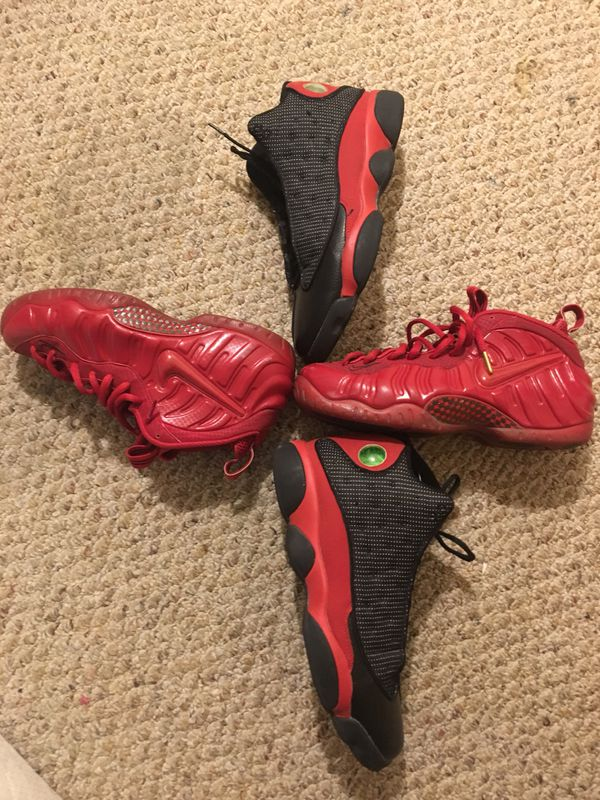 078929c33a5dc Jordan 13 bred OG   Red October Foamposites for Sale in Bowie