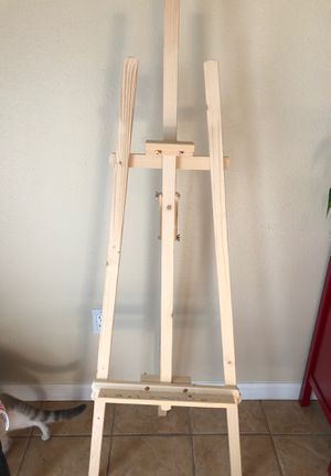 Wooden Art Painting Easel for Sale in Manteca, CA