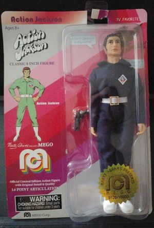 MEGO Action Jackson Figure Target Exclusive for Sale in Los Angeles, CA