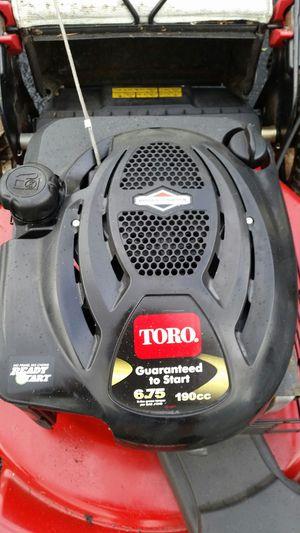 Toro 190 CC lawn mower for Sale in Plantation, FL