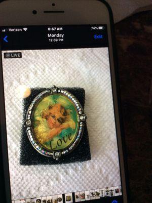 Vintage love unique brooch for Sale in Parkville, MD