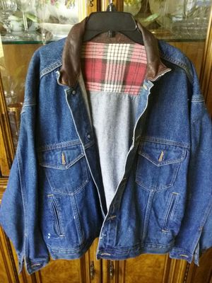 Levi Strauss Women's blue jean jacket for Sale in Silver Spring, MD