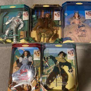 Wizard Of Oz Barbie Dolls for Sale in Bayonne, NJ