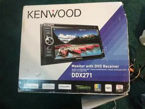 Kenwood touch screen for Sale in Cuba, MO