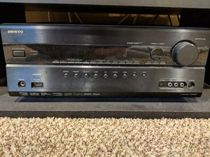 Onkyo TX-SR607 AV Receiver for Sale in St. Peters, MO