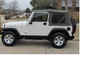 New Post 05 Jeep Wrangler Rubicon Nice FWDWheels Great for Sale in Richmond, VA