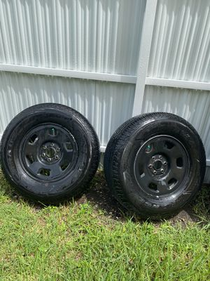Goodyear tires and wheels for Sale in Hialeah, FL