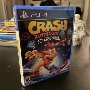 Crash Bandicoot 4: It's About Time (PS4) for Sale in Mesa, AZ