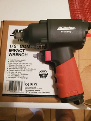 Impact wrench heavy duty for Sale in Phoenix, AZ