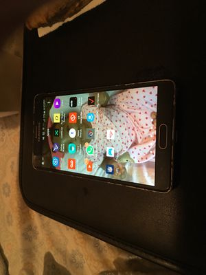 Samsung galaxy note 4 for Sale in Brooklyn, NY