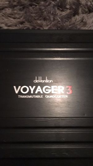 Devention Voyager 3 ~~4K VIDEO ~~ Transmutable Quadcopter for Sale in Clearwater, FL