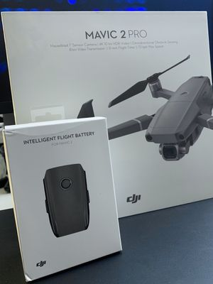 MAVIC PRO 2 + EXTRA BATTERY for Sale in Beverly Hills, CA