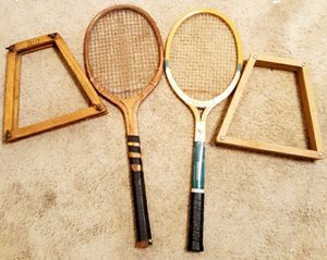 Vintage tennis rackets for Sale in Glen Burnie, MD
